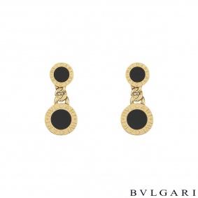 Bvlgari Bvlgari Onyx Earrings